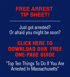 Free Arrest Tip Sheet